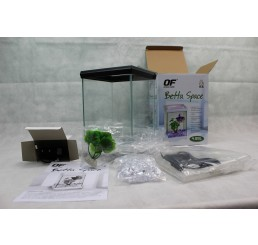 Kit Betta Space Led 4,95L Negro