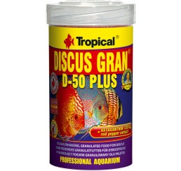 Discus Gran D-50 plus 250 ml (Tropical)