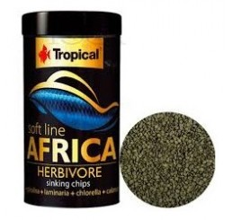 Soft Line Africa herbivoros Tropical 250 ml