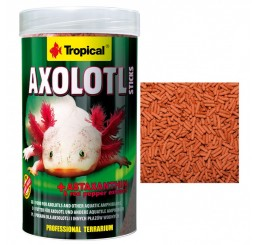 Tropical Axolotl Sticks 250ml (Tropical)