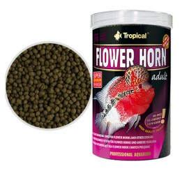 Flower Horn Adult Pellet Tropical 1000 ml
