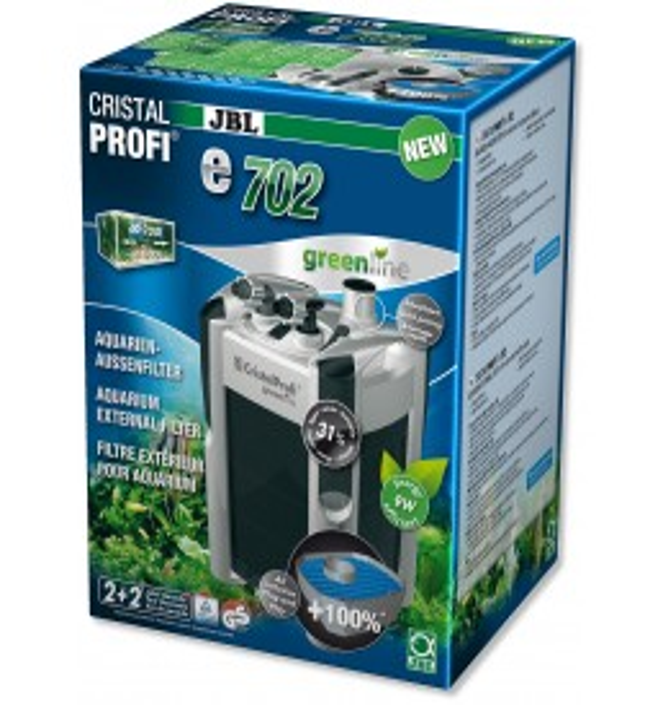 JBL CristalProfi e702 greenline, filtro externo