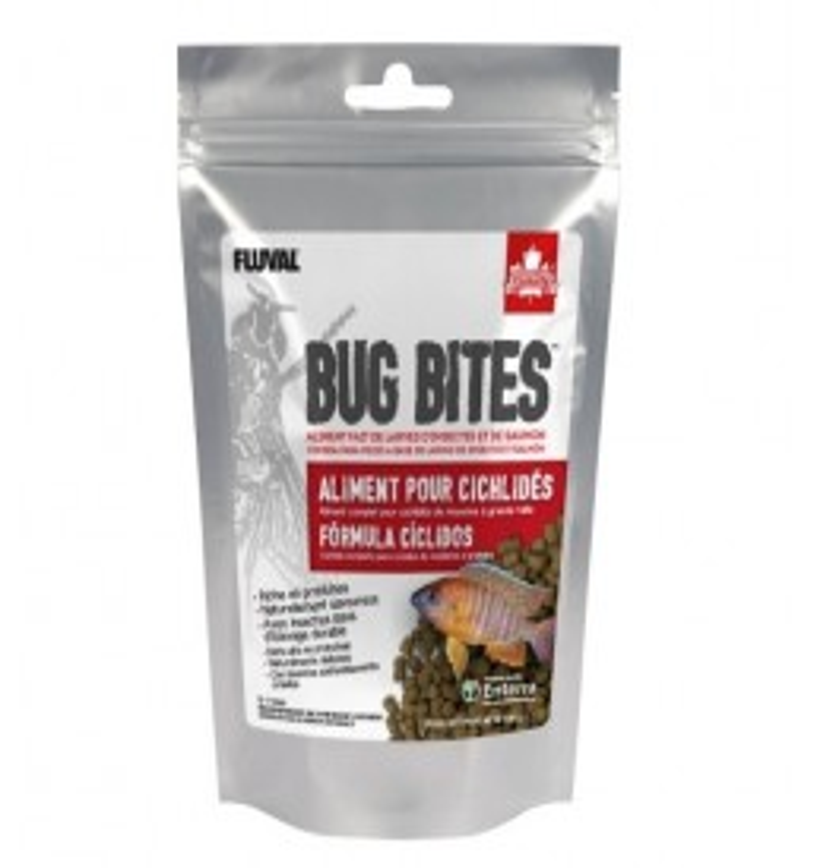 Bug Bites Cíclidos granulado 100g (5-7mm)