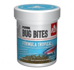 Bug Bites Tropical Micro gránulo 45g (0,25-1mm, muy fino)