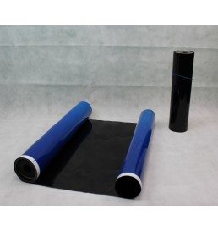 Fondo de doble cara  Azul / Negro (60 cm)