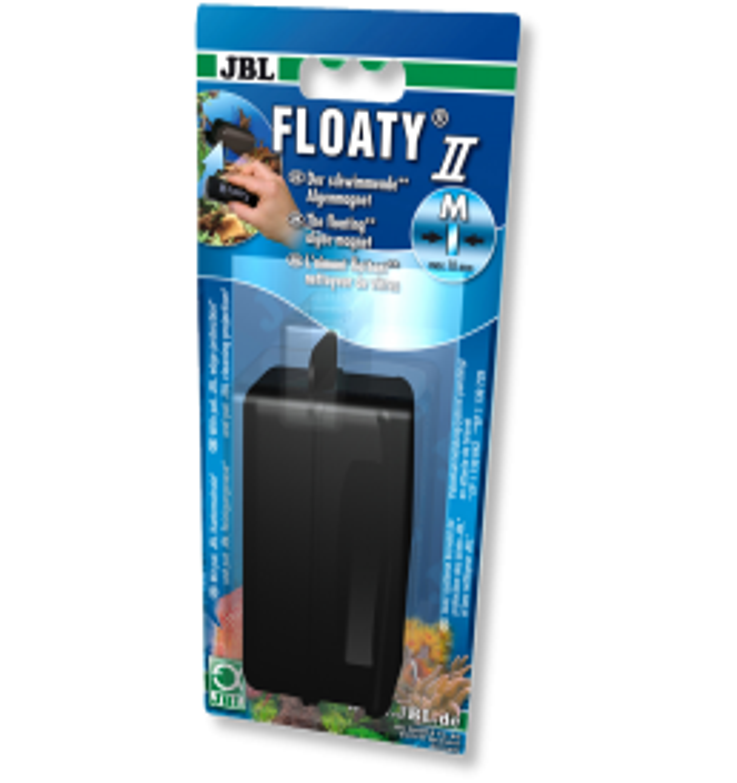 Imán limpiacristales JBL Floaty II (M)