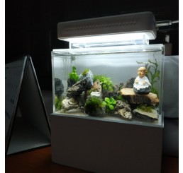 Mini Complete Tank (Blanco)