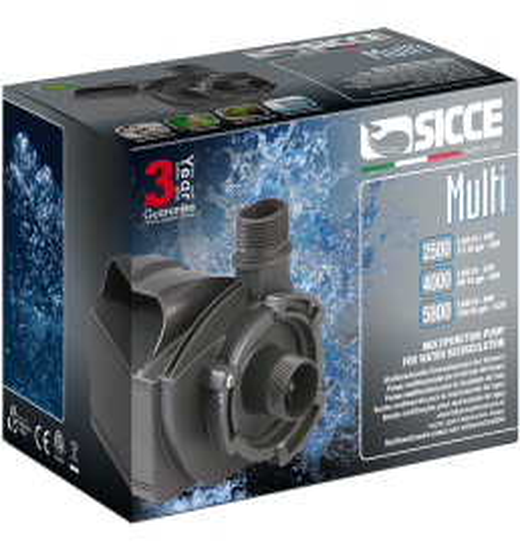 Bomba Sicce Multi 4000 3800L/H