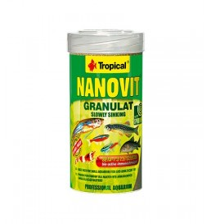 Nanovit granulat 100 ml